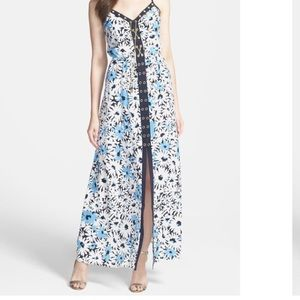 Michael Kors Karlstad Daisy Maxi Dress